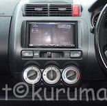 GD3型系フィットのカーナビ・オーディオ交換・取付方法