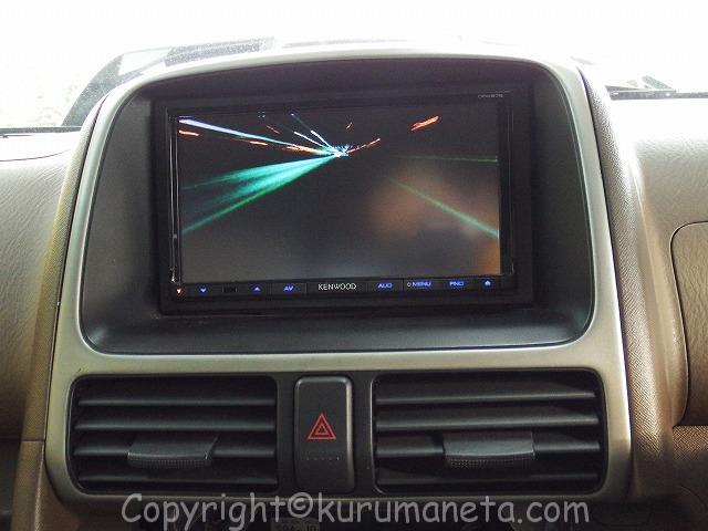 CR-Vのカーナビ・オーディオデッキの交換、取外、取付方法(写真あり