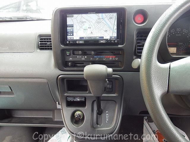 S321Vハイゼットカーゴのカーナビ・オーディオ取付、取外し、交換方法