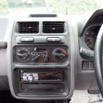 H56Aパジェロミニのカーナビ・オーディオ交換方法