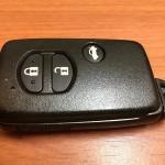 BRZ、86のスマートキーのボタン電池交換方法
