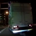 【危険】大型車の割り込み運転