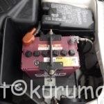 ギャランのバッテリー交換方法