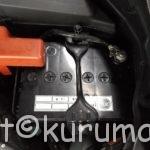 エクシーガのバッテリー交換方法