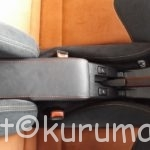 L880K型コペンのアームレストとそのキーシリンダーの交換方法