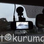 K12型マーチにドライブレコーダーを取り付ける方法