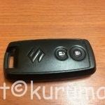 HG21S型セルボのキーレスリモコンキーのボタン電池交換方法