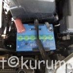 クルーガーのバッテリー交換方法