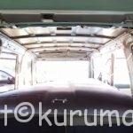L350系タントのルーフトリム(天井内張り)の外し方
