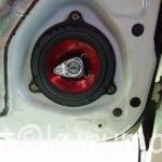 K12系マーチのドアスピーカー交換方法