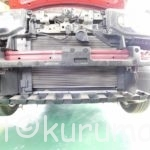 Z12系キューブのフロントバンパーの外し方・交換方法