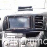 トヨタ ウィッシュにカーナビを取り付ける方法(取外し・取付)